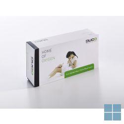 Duco basispakket standaard comfort plus system afvoer in slaapkamer | 0000-4332 | LAMO