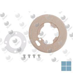 Bulex isolatieplaat vooraan f24/30 | 0020018425 | LAMO