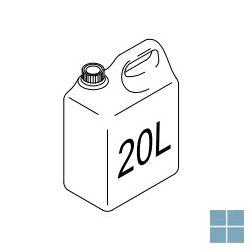 Bulex helio set zonnevloeistof 20 liter | 0020020406 | LAMO