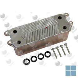 Bulex sanitaire warmtewisselaar voor thermo master f25 (28 platen) | 0020046957 | LAMO