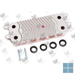 Bulex sanitaire warmtewisselaar 14 platen | 0020097179 | LAMO