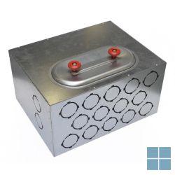 Begetube profi-air verdeelkast vr ronde ventilatiebuis 180mm 14 aansl. | 010.000.214 | LAMO