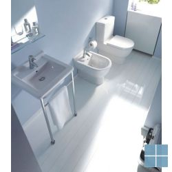 Dur. starck 3 staand vario afvoer 65.5x36 cm wit keramiek | 0128090000 | LAMO