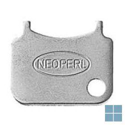 Neoperl sleutel antidiefstal regelaar | 01355094 | LAMO