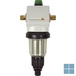 "Water genius plotpro 1"" filter + drukregelaar 