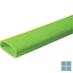 Ubbink flexibele kanaal ovaal dia 50x100 (50 meter) ae35sc | 0188299 | LAMO