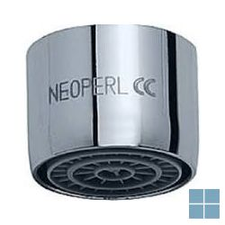 Neoperl mousseur chroom m22f | 04.01.4015.98 | LAMO