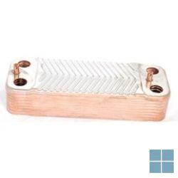 Bulex sanitaire warmtewisselaar 16 platen 24-28-35 | 057330 | LAMO