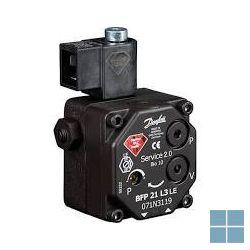Danfoss mazoutpomp + magneetventiel bfp 21 l3 links | 071N0170 | LAMO