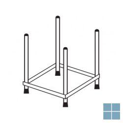 Daalderop boiler draagstoel voor 80-150l | 07.92.99.013 | LAMO
