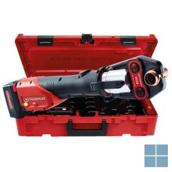 Rothenberger persmachine romax 4000 basis set 2 bat 1x2Ah, 1x4 ah | 1000001923 | LAMO