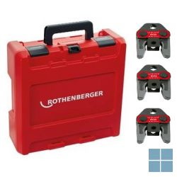 Rothenberger persbekkenset standaard begetube be 16-20-26 | 1000002065 | LAMO
