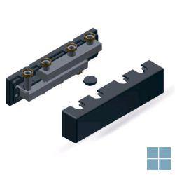 Watts flowbox kringverdeler met isolatie  voor 3 kringen 4/4 | 10025901 | LAMO