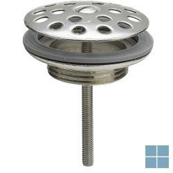 Viega plug chroom 5/4 + zeef | 104337 | LAMO