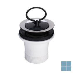 Viega afvoerplug rvs/kunsstof 6/4 x 70mm | 104849 | LAMO