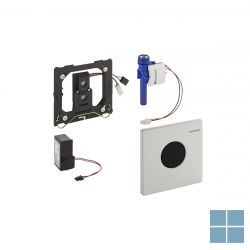 Geberit urinoirspoeling infrarood mambo 230vinox | 116.023.FW.1 | LAMO