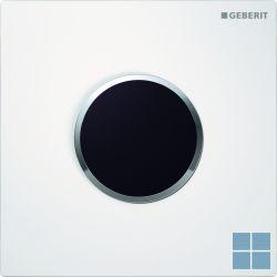 Geberit urinoirspoeling infrarood type 10 wit/chr netvoeding | 116.025.KJ.1 | LAMO