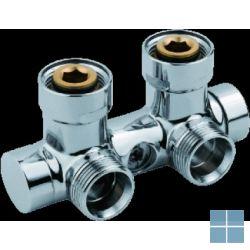 Vasco onderblok ventiel haaks | 118230200000099 | LAMO