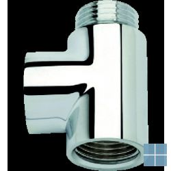 Vasco t stuk voor gemengde radiatoren | 11DV00002 | LAMO