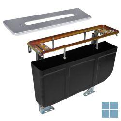 Dornbracht perfecto montagesysteem voor badrandmengkraan | 1261497090 | LAMO
