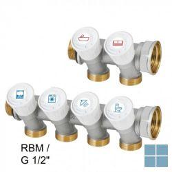 Rbm collector 4/4 ff 4 kringen + rbm | 13300600 | LAMO