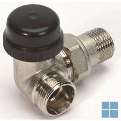 "Begetube dubbel haaks omgekeerde thermo. links Ø1/2"" x ek | 136040055 | LAMO"