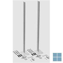 Superia standconsole h 700 type 22/33 (prijs / set) | 14911831700 | LAMO