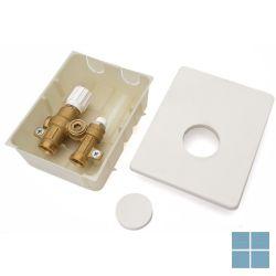 Begetube ic-box 3 wit | 180.100.030 | LAMO