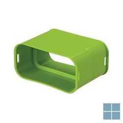 Ubbink koppelstuk flex-flex dia 60 x 130 ae55sc | 188156 | LAMO