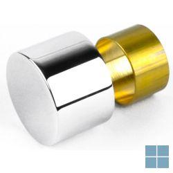 Begetube chromé beschermkap + ring voor thermostaat gedeelte optima | 190.999.001 | LAMO