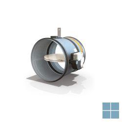 Ventilair brandklep met herwapening dia 160 | 2009000040 | LAMO