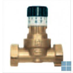 Watts drukverschilregelaar 3/4 + koppeling (bypass)   2102006   LAMO