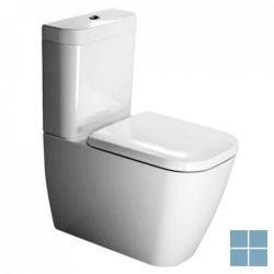 Dur. happy d2 staand vario afvoer 63x36.5 cm wit keramiek | 2134090000 | LAMO