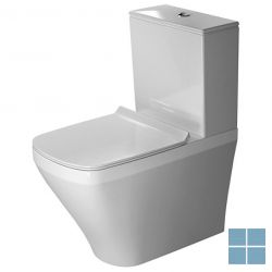 Dur. durastyle staand vario afvoer 63x37 cm wit keramiek | 2155090000 | LAMO