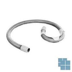 Pvc flexibel met bocht  3/4f x 3/4f lengte 1500 mm (wasmachine)   21.91.1500   LAMO