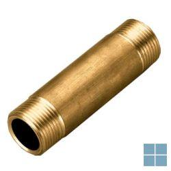 Viega brons lange nippel 80mm dia 4/4m | 267261 | LAMO
