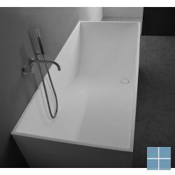 Ideavit solidstar vrijstaand bad 180x76x58cm mat wit | 278612 | LAMO