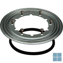 Viega advantix klemring, rvs, ø 100mm, met o-ring en bevestig.-schroeven | 287900 | LAMO