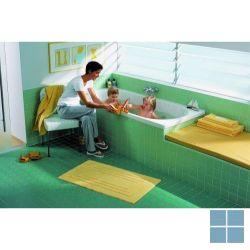 Kaldewei classic duo model 103 inbouwbad 160x70x43 cm wit | 290300010001 | LAMO