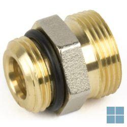 Begetube aansluitnippel voor klemkoppeling 1/2 m x ek | 300.000.555 | LAMO