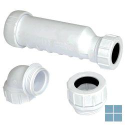 Wavin droogsifon hepvo pp kit 40x6/4 | 3108504003 | LAMO