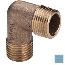 Viega brons bocht 90° mm dia 4/4 | 317997 | LAMO