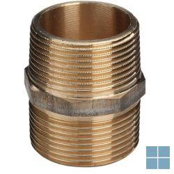 Viega brons nippel dia 2 1/2 | 321741 | LAMO