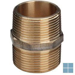 "Viega brons nippel dia 3""m | 321789 | LAMO"