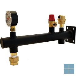 Caleffi expansievatconsole univers staal 3/4 | 335633 | LAMO