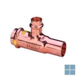 Viega profipress gas koper t dia 35 x35 x 35   345976   LAMO