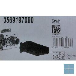 Dornbracht xgate mengventiel inbouw met debietregeling | 3569197090 | LAMO