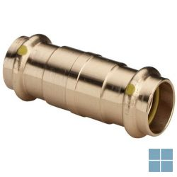 Viega profipress gas brons schuifmof dia 18   394172   LAMO