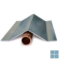 Afdekplaat coverfix floor dn 16 (max dia 22mm) lengte 1m | 40004775 | LAMO