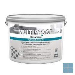 Isox botament multiproof 10 kg   4001110100   LAMO